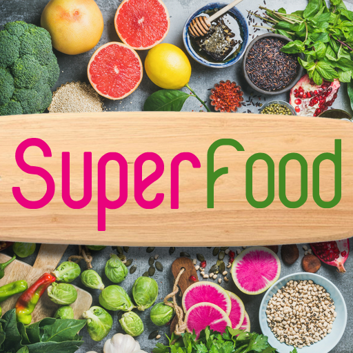SUPERFOOD APP